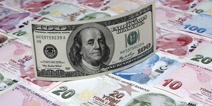 Dolar/TL yatay seyrediyor, ABD verisi izlenecek