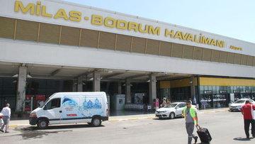 Bodrum'un dış hatlar terminali tasarruf amaçlı kapatıldı