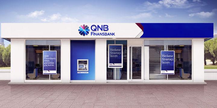 QNB Finansbank 789 milyon TL