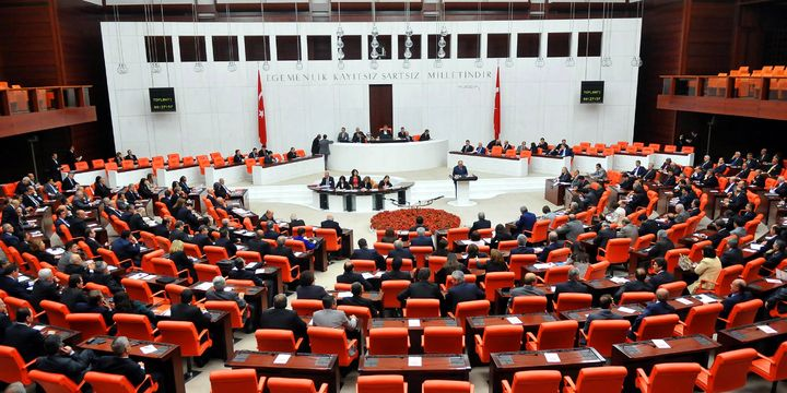 TBMM Türk Akımı projesini onayladı