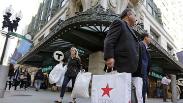 ABD'de tüketici güveni Kasım'da arttı
