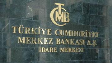 TCMB: Bankaların likidite pozisyonları güçlü
