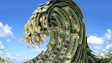 Dolar/TL 3.45'i aştı