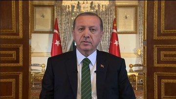 Erdoğan: AB adım atarsa biz de iyi niyetimizi göstereceğiz