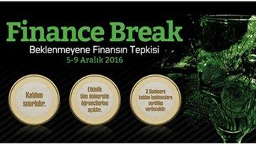 Finansın Zirvesi Boğaziçi Üniversitesi'nde buluşuyor