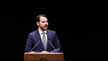 Albayrak: Türkiye enerji piyasaları altyapı ihtiyacını ka...