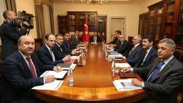 Ekonomi Koordinasyon Kurulu Yıldırım başkanlığında toplan...