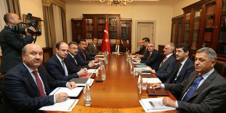 Ekonomi Koordinasyon Kurulu Yıldırım başkanlığında toplanacak