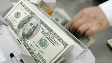 """Dolardaki ralli """"istihdam"""" öncesi durdu"""
