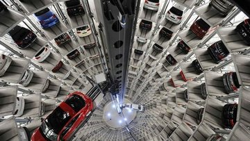 Otomobil ve hafif ticari araç satışları Kasım'da %44.6 arttı