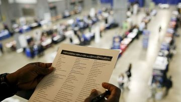 ABD'de tarım dışı istihdam Kasım'da 178 bin arttı, işsizl...