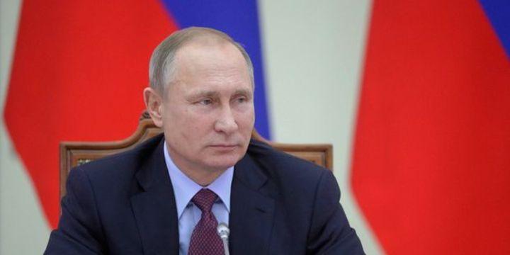 Türk firmasının projesini Vladimir Putin açtı