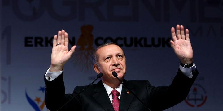 Erdoğan: Altın bizim için değişmez bir para ölçüsüdür