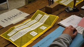 İtalya'da anayasa referandumu bugün