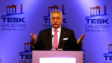TESK/Palandöken: Türkiye ölümlü iş kazalarında birinci, i...