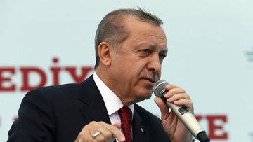 Erdoğan:Yastık altındaki dövizlerinizi altına ve TL'ye ya...
