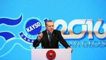 Erdoğan: Darbeyi faiz, borsa ve döviz hareketleriyle başa...