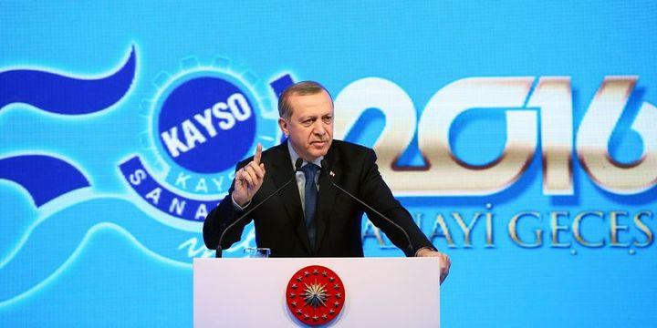 Erdoğan: Darbeyi faiz, borsa ve döviz hareketleriyle başarmaya çalışıyorlar