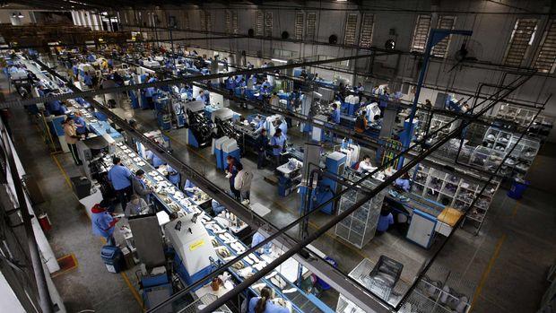 Euro Bölgesi PMI'sı Kasım'da 11 ayın zirvesine tırmandı