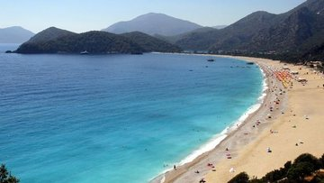 Türkiye otelleri yüzde 52 ile Avrupa'nın en düşük doluluk...