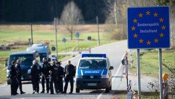 Almanya Avusturya sınırında 24 saat kontrol yapılacak