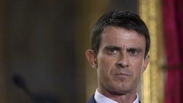 Fransa'da Başbakan Valls, cumhurbaşkanlığı yarışı için aday