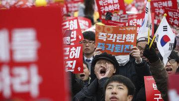 Güney Kore Devlet Başkanı Park Nisan'da görevi bırakmayı ...