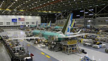 ABD'de fabrika siparişleri Ekim'de yüzde 2.7 arttı