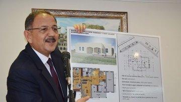 Çevre ve Şehircilik Bakanı Özhaseki: Bir sene sürmeden bü...