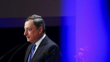 Draghi'nin parasal genişlemeyi uzatması bekleniyor