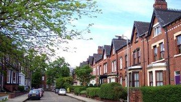 İngiltere'de konut fiyatları yıllık bazda yüzde 6 yükseldi