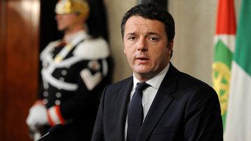 İtalya Başbakanı Renzi istifasını sunacak