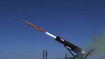 Yerli füze Hisar-O'nun test atışı yapıldı