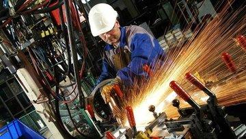 Sanayi üretimi Ekim'de %3.7 artarak beklentinin altında k...