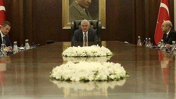 Başbakan Yıldırım'ın EKK açıklaması saat 16:00'a alındı