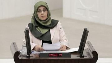 HDP'li MV Hüda Kaya gözaltına alındı