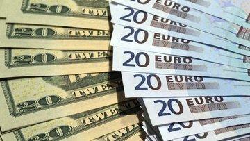 Euro/dolar paritesi AMB kararının ardından volatil