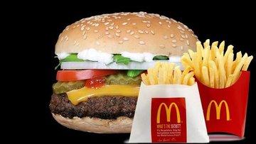 McDonalds vergi kaydını Lüksemburg'dan Londra'ya taşıyor