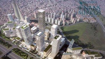 Halk GYO İstanbul Finans Merkezi için YDA inşaat ile 751 ...