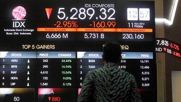 Gelişen piyasalar haftalık kazancını azalttı