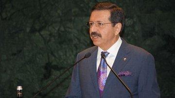 TOBB Başkanı Hisarcıklıoğlu: Türkiye-ABD ilişkileri çok ö...