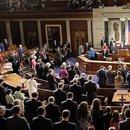 ABD'de geçici bütçe tasarısı Kongre'den 'son dakikada' geçti