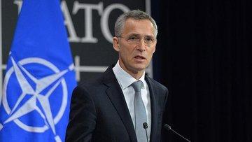 NATO Genel Sekreteri Stoltenberg: Müttefikimiz Türkiye il...