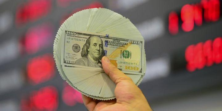 """Dolar/TL """"büyüme"""" verisi ardından yükselişine devam ediyor"""