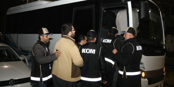 FETÖ'nün Yıldız Teknik Üniversitesi yapılanmasına 7 tutuklama