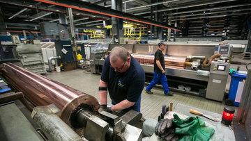 """Almanya bileşik PMI'sı Aralık'ta """"istikrar"""" sinyali verdi"""