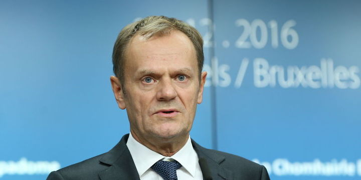 Tusk: AB ile Türkiye arasında zirve için çalışmalara başlandı