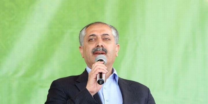 HDP milletvekili Erdoğmuş gözaltına alındı
