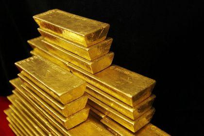 """Altın """"zayıf dolar"""" ile kazançlarını 2. güne ta..."""
