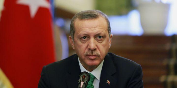Erdoğan: Koalisyon güçleri şu anda verdikleri sözü tutmuyor